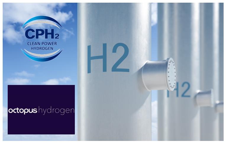 Fuel cells works, hydrogen, Clean Power Hydrogen, h2, octopus, fuel cells