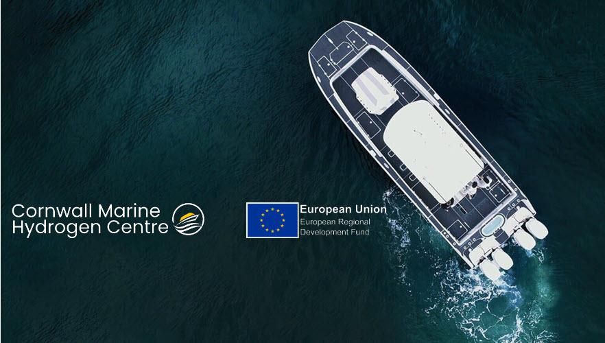 Fuel cells works, hydrogen, Cornwall, marine, fuel cells