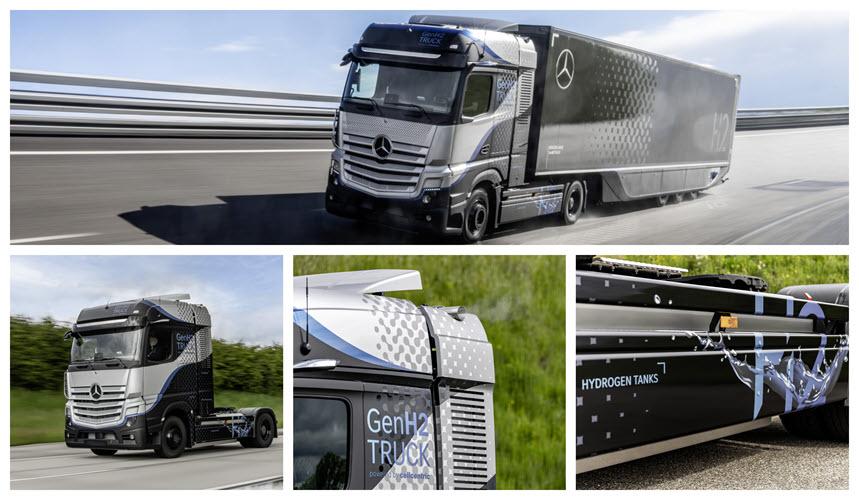 Fuel cells works, hydrogen, Daimler, fuel cell, daimler