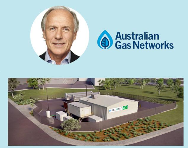 Fuel cells works, hydrogen, Hydrogen Park South Australia, Dr Alan Finkel, fuel cells