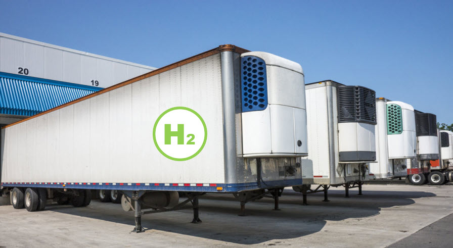 Fuel cells works, Dual-Use Hydrogen Energy Storage Could Put Food Cold Chain On Road To Net Zero