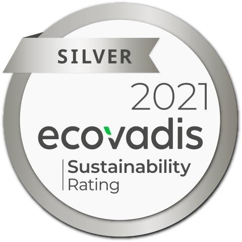 Ecovardis Silver Award