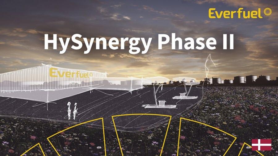 Fuel cells works, hydrogen, Everfuel, HySynergy, fuel cells