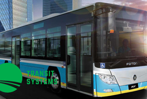 Foton Tranis Systems Hydrogen Bus Order