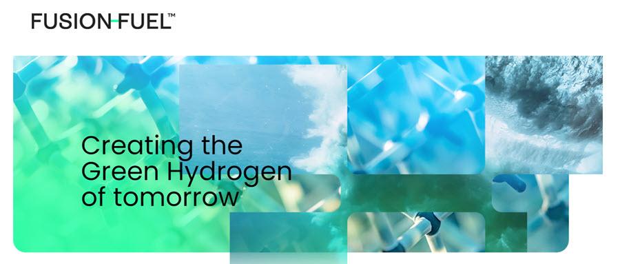 Fuel cells works, hydrogen, Fusion Fuel Green, fuel cells