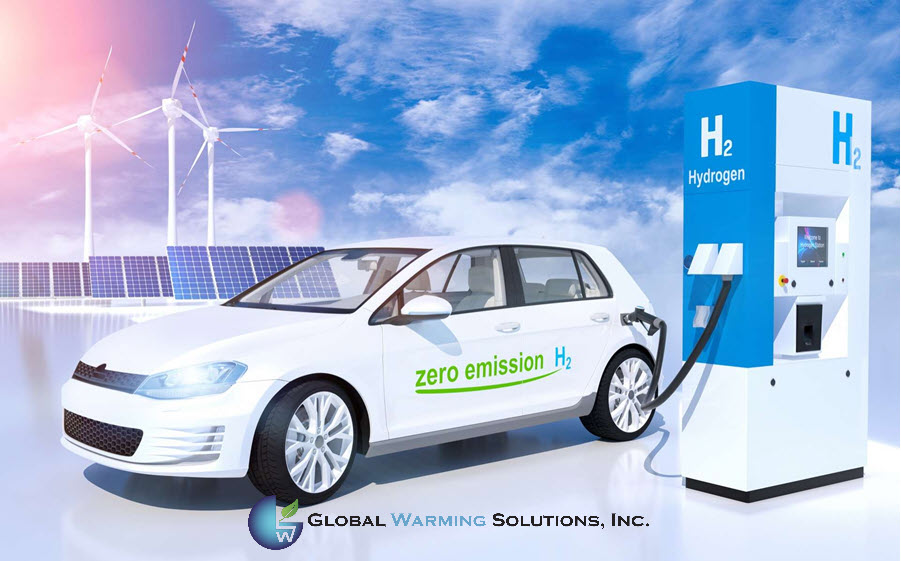 Fuel cells works, hydrogen, key laboratory, vehicles