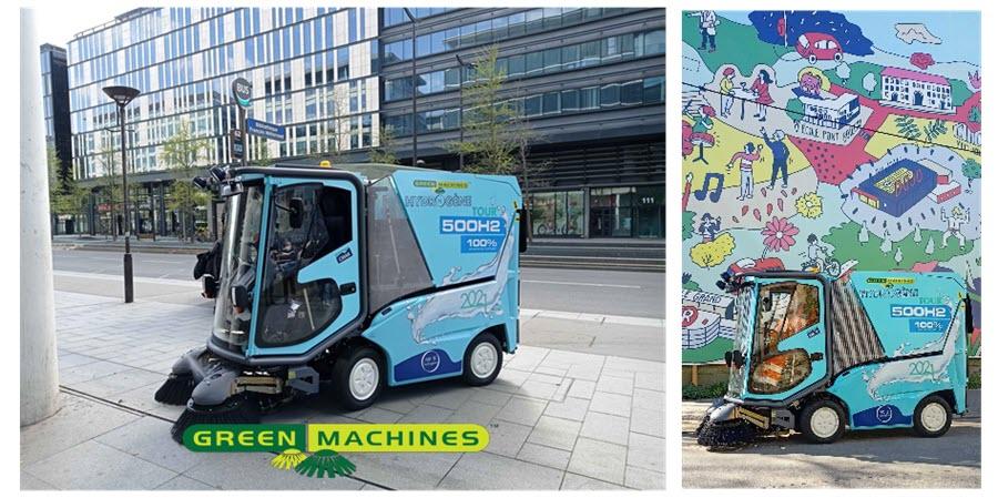 Green Machine Main