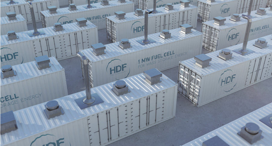 Fuel cells works, Hydrogen De France, a Global Pioneer in Hydrogen-electricity, Launches Its Ipo on the Regulated Market of Euronext in Paris