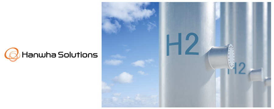 Fuel cells works, Hanwha Solutions to Supply Hydrogen Fuel for Cars Using Saltwater