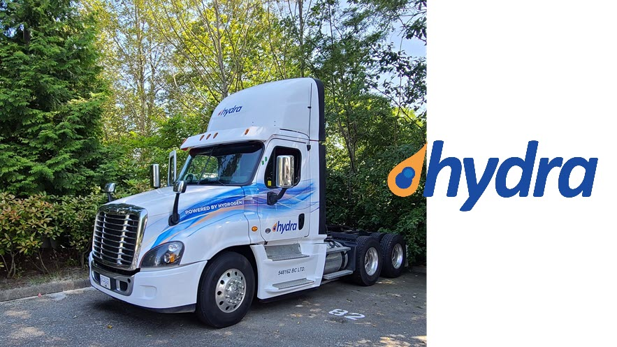 Hydra Energy Secures CAD15 Million to Convert Existing Heavy Duty Trucks to Run on Green Hydrogen