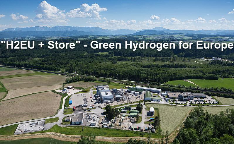 Fuel cells works, hydrogen, Ukraine, european, fuel cells