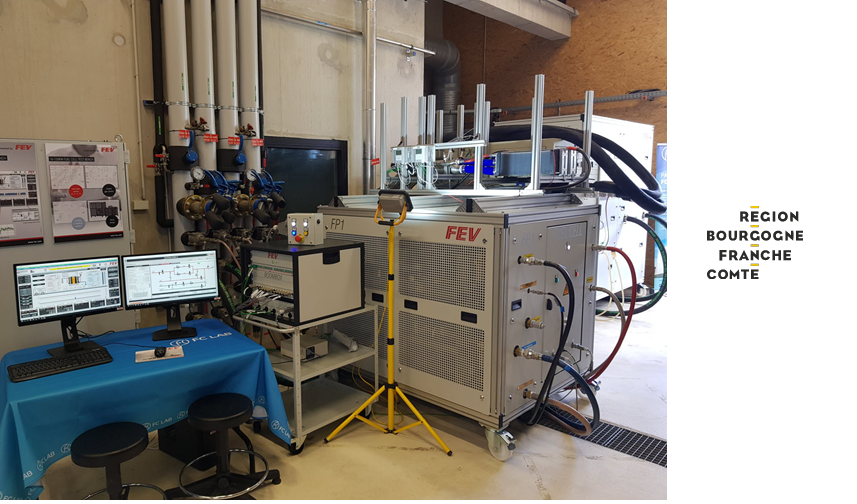 Fuel cells works, hydrogen, Partnership, fuel cells