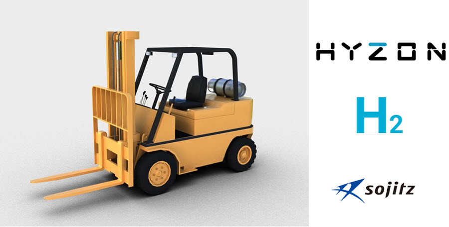 Hyzon Motors Announces Strategic Collaboration With Sojitz Machinery Corporation Of America