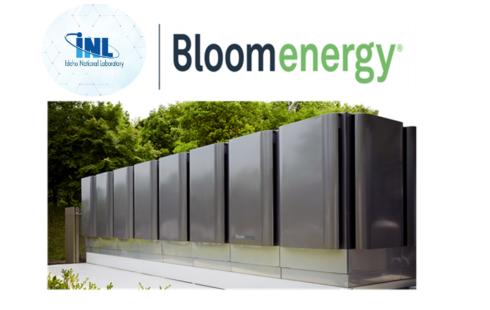 Fuel cells works, Idaho National Laboratory, hydrogen, Bloom Energy, fuel cells