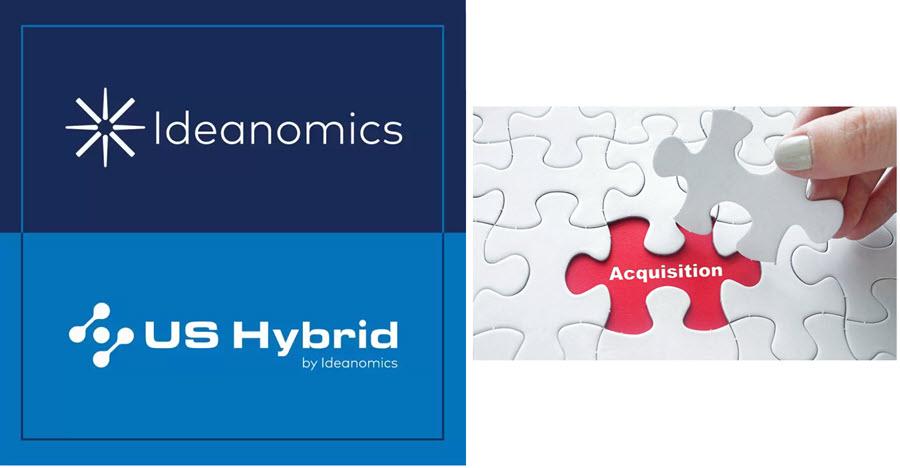 Fuel cells works, hydrogen, Ideanomics, us hybrid, fuel cells