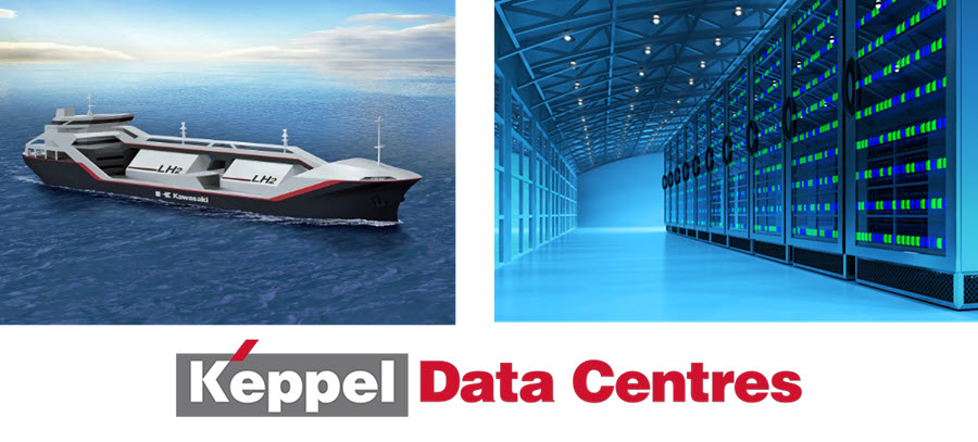 Industry Partners To Jointly Explore Development Of Liquefied Hydrogen Supply Infrastructure For Keppels Data Centers In Singapore
