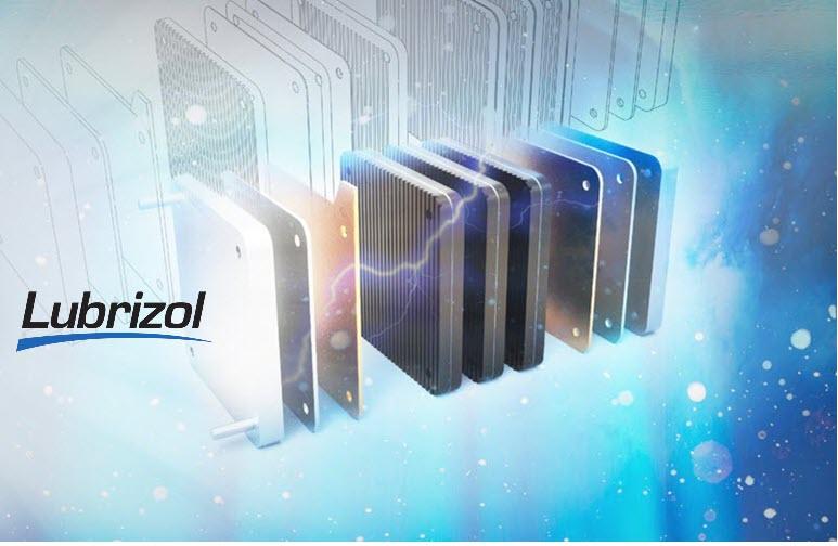 Fuel cells works, hydrogen, Lubrizol, fuel cell