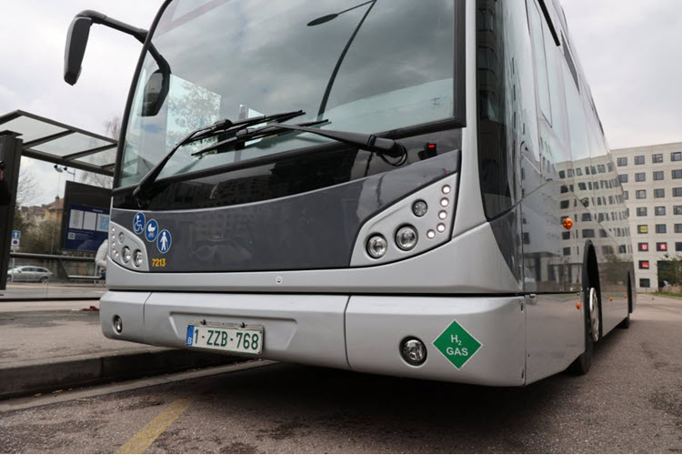 Fuel cells works, hydrogen, metz, bus, fuel cells, france