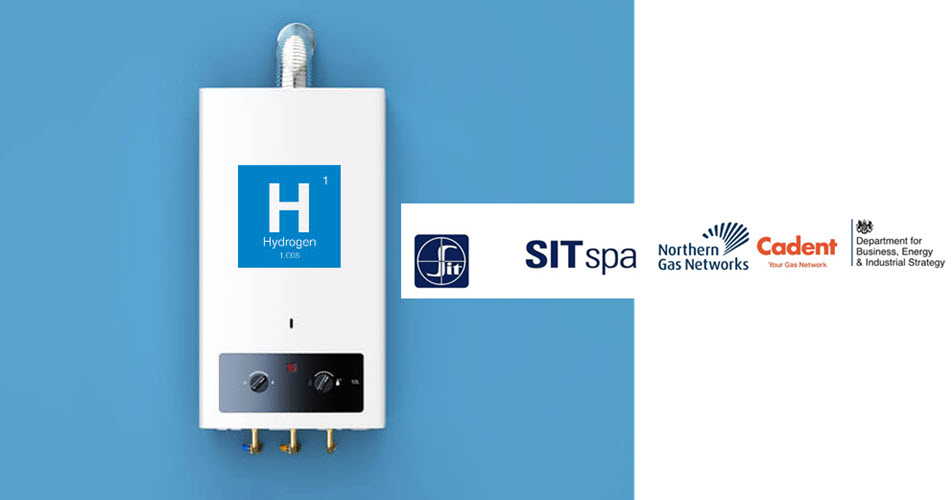 MeteRSit Meters in the First 100 Hydrogen Houses Developed by Northern Gas Networks in the UK