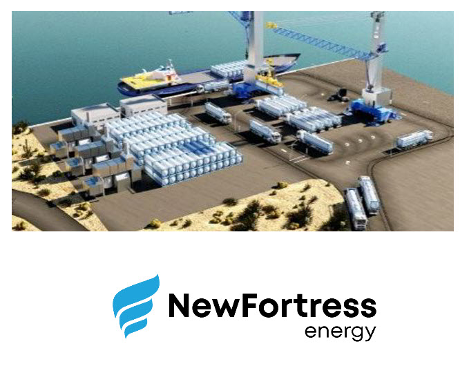 New Fortress Blue Hydrogen Plant