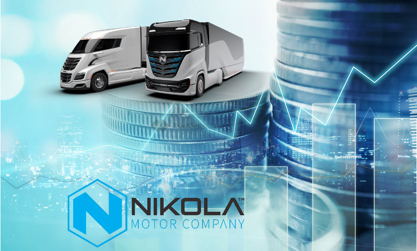 fuel cells works, Nikola Invests $50 Million in Wabash Valley Resources to Produce Clean Hydrogen in the Midwest for Zero-Emission Nikola Trucks