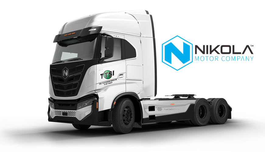 Fuel cells works, hydrogen, nikola, ttsi, fuel cells