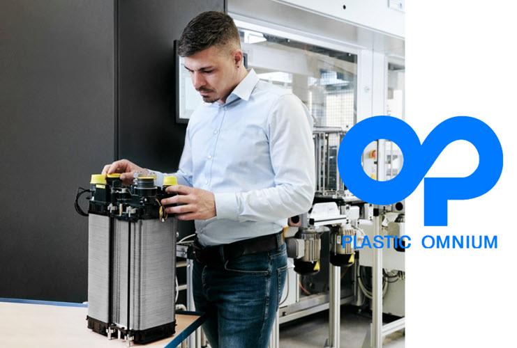 Fuel cells works, hydrogen, ekpo, plastic omnium, fuel cells