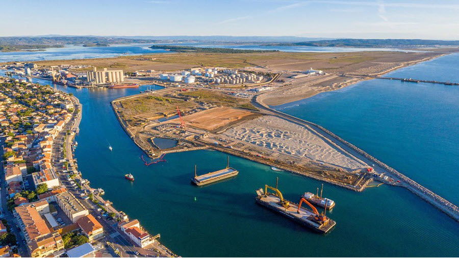 Port la Nouvelle Plans to Build a Plant That Produces Low Carbon Hydrogen