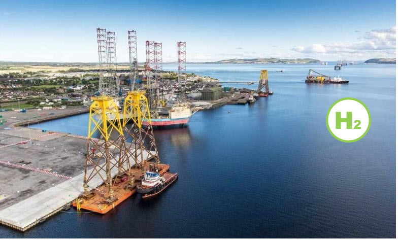 Port of Cromarty Firth signs up for Norwegian green hydrogen