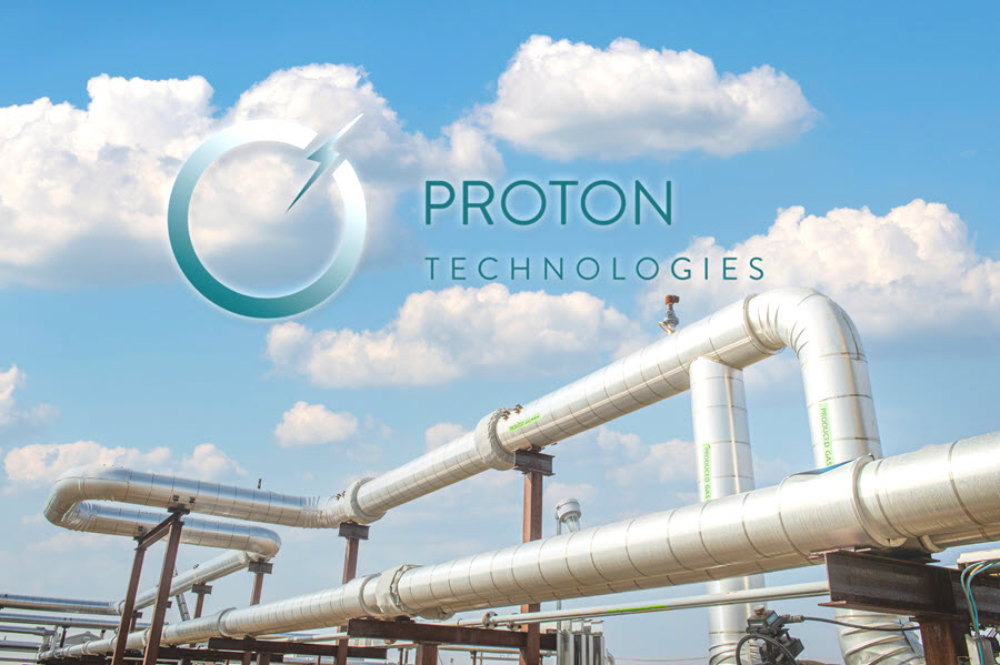 Fuel cells works, hydrogen, Proton Technologies, proton, fuel cells
