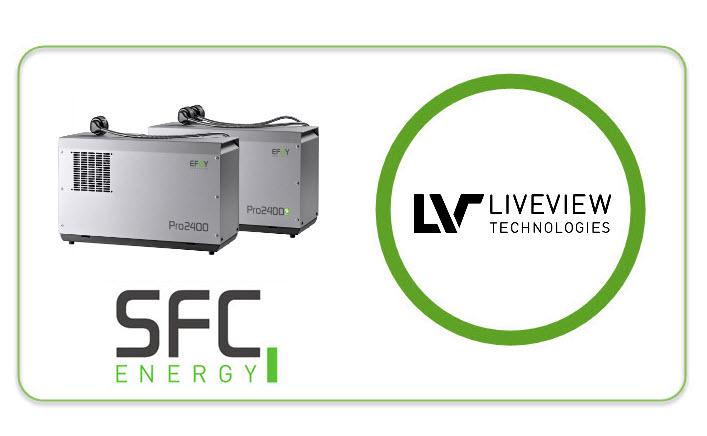 Fuel cells works, hydrogen, SFC Energy, fuel cells