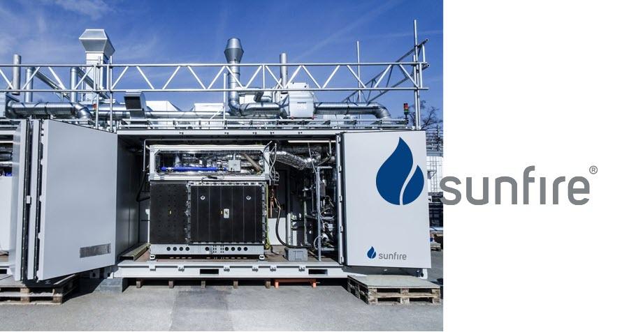 Fuel cells works, hydrogen, sunfire, fuel cells