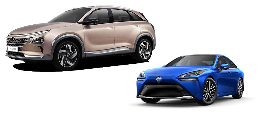 Fuel cells works, hydrogen, Hyundai, toyota, fuel cell