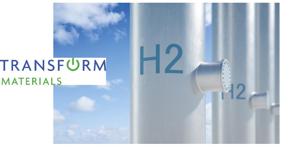 Fuel cells works, hydrogen, Transform materials
