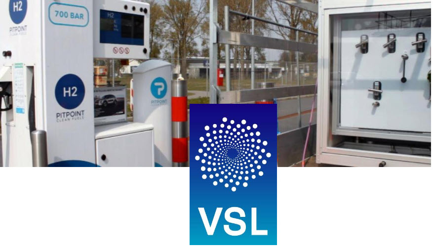 VSL Launches First Mobile Calibration Facility for Hydrogen in the Netherlands