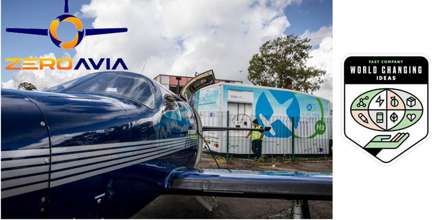 Zero Avia Finalist Fast Company