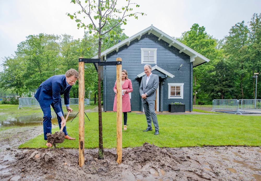 Fuel cells works, Kiwa and Alliander Open First Dutch Hydrogen Demo House