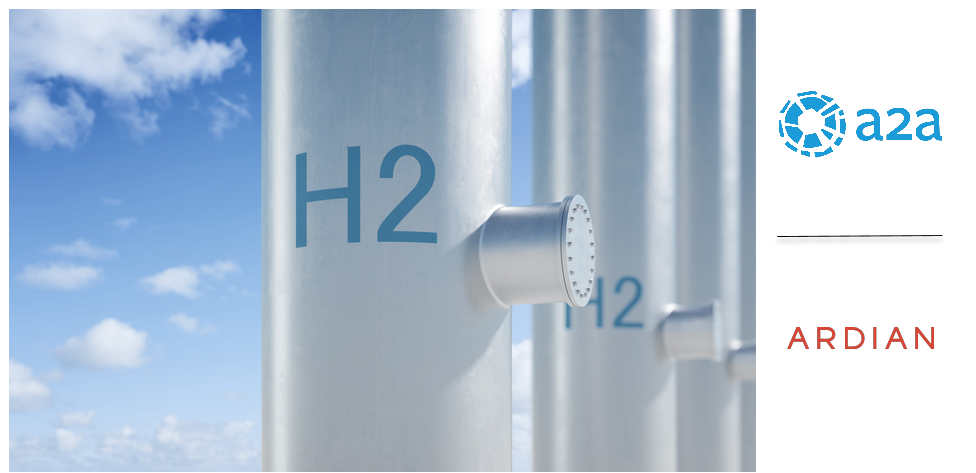 Fuel cells works, ITALY: A2A Teams up with Ardian to Establish Euro 3.0 Billion Newco to Focus on Green Hydrogen