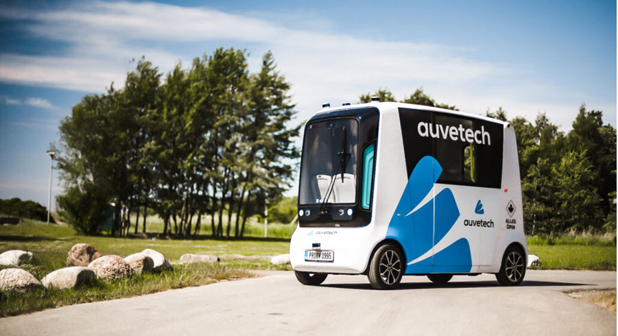 fuel cells works, An Autonomous Hydrogen-Powered Vehicle to be Launched in Estonia