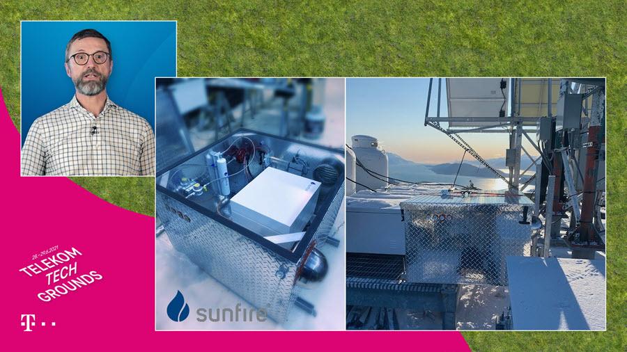 Fuel Cells Works, Deutsche Telekom : Sunfire Remote Wins Network Sustainability Award 2021