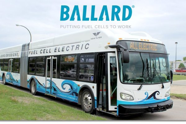 Fuel cells works, Ballard Announces Follow-On Order From New Flyer for Fuel Cell Modules to Power 20 Buses in California