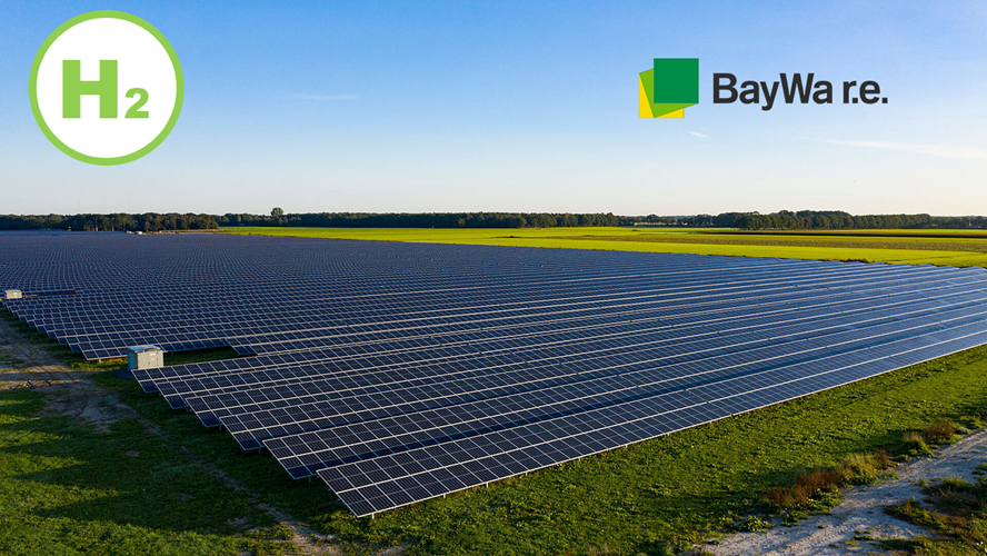 Fuel cells works, BayWa r.e. Ramps up Green Hydrogen Activities in the Netherlands