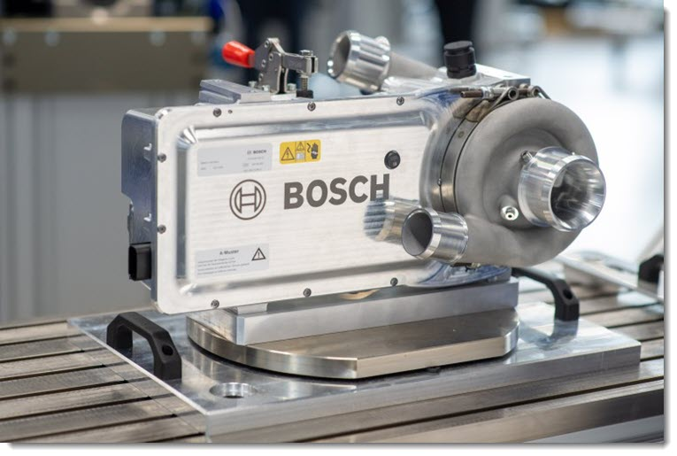Fuel cells works, Bosch to Supply Fuel-Cell Components to Cellcentric
