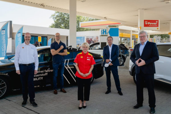 Fuel cells works, Braunschweig - Where Hydrogen Mobility is Already a Reality