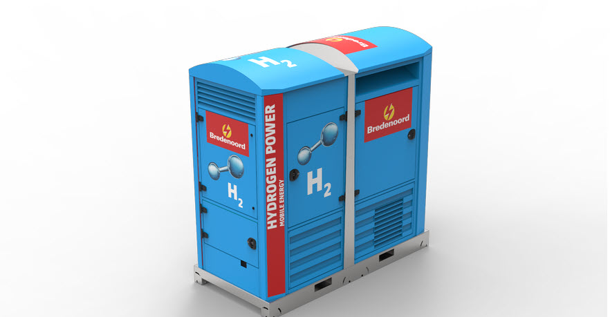 Fuel cells works, Netherlands: Bredenoord's Latest Hydrogen Innovation Is the Hydrogen Power