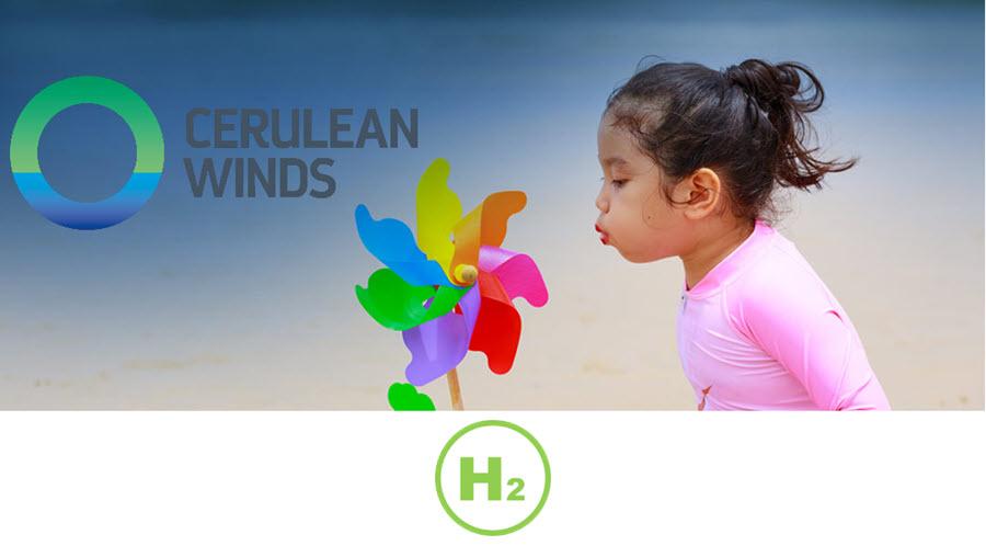 Fuel cells works, hydrogen, Wind, UK, fuel cells