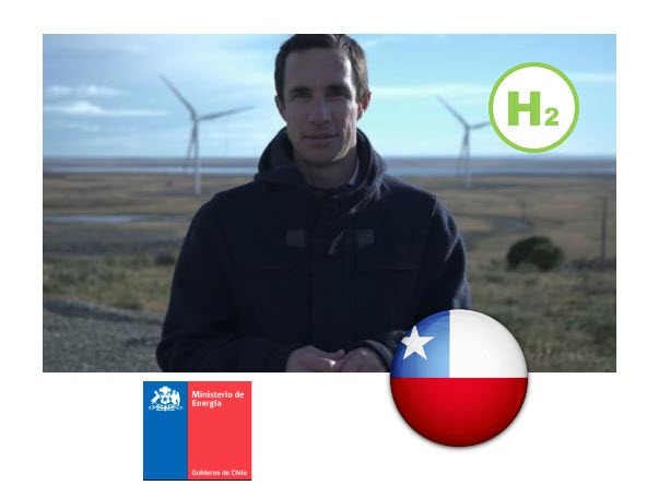 Fuel cells works, Chile: Minister Jobet Welcomes Mega Agreement to Produce Hydrogen and Green Ammonia in Magallanes