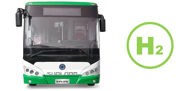 Fuel cells works, China Yuchai Forms Strategic Partnership With Sunlong Bus To Develop Electric Fuel Cell Vehicles