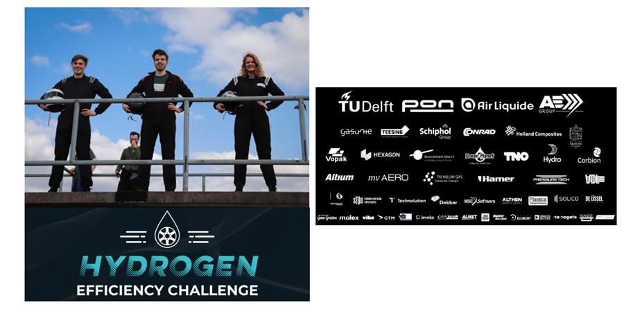 Fuel cells works, Dutch Hydrogen Teams Organize Their Own Efficiency Challenge