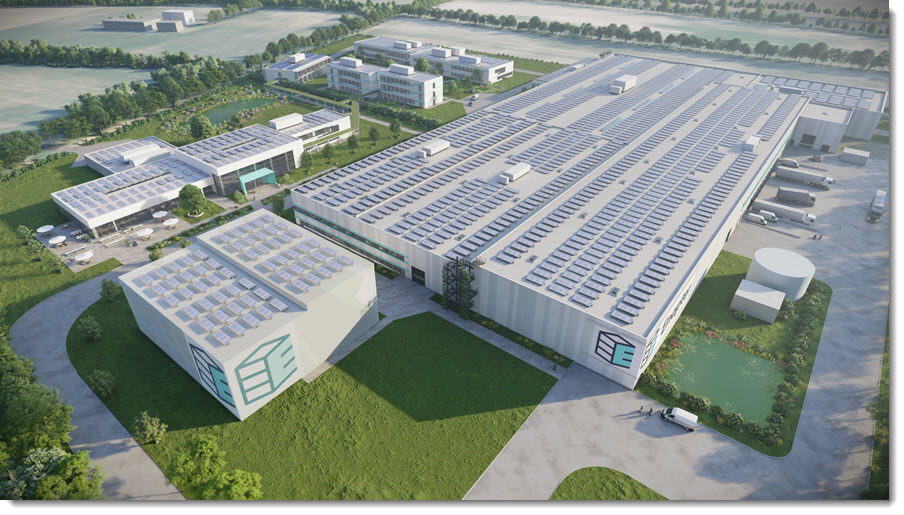 Fuel cells works, Enapter Receives 9.36M Euro for Green Hydrogen Scale-Up Project